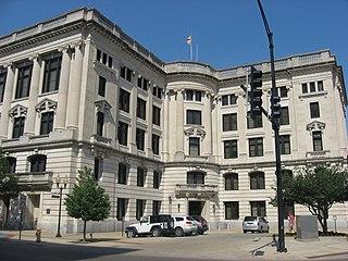 Vermilion County, Illinois County in Illinois