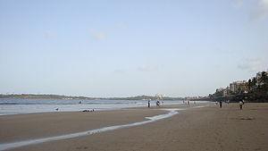 Versova, Mumbai - Versova beach