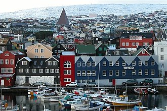 Economy of the Faroe Islands - Tórshavn is the capital and largest town of the Faroe Islands