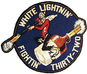 VFA-32 - Early VF-32 insignia