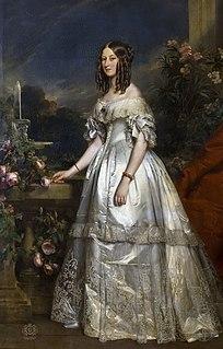 Princess Victoria of Saxe-Coburg and Gotha Duchess of Nemours
