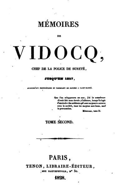 File:Vidocq - Mémoires - Tome 2.djvu