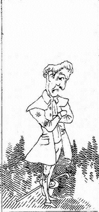 Histoire de M. Vieux Bois - Image: Vieuxbois Topffer