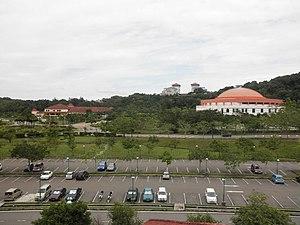 Universiti Malaysia Sabah - Panorama