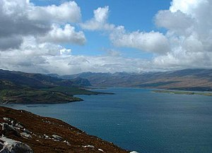 Operation Tungsten - Loch Eriboll in Scotland was used to simulate Kaafjord during training exercises
