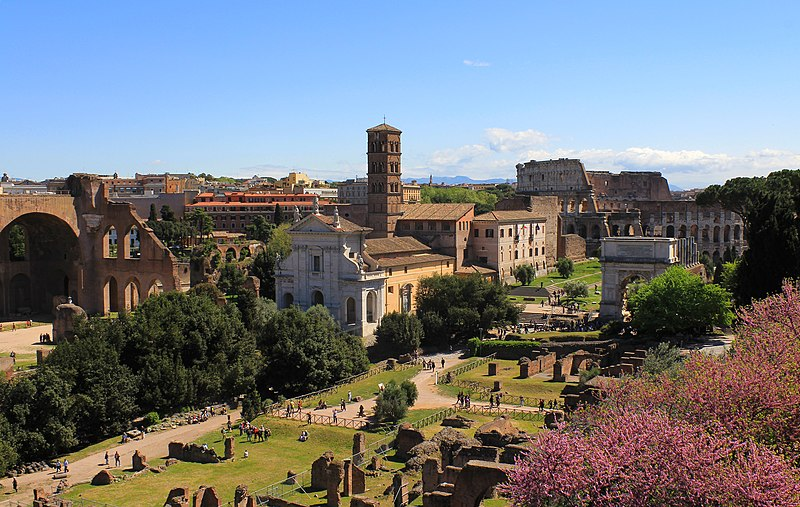 File:View from Palatine Hill 2011 6 edit.jpg