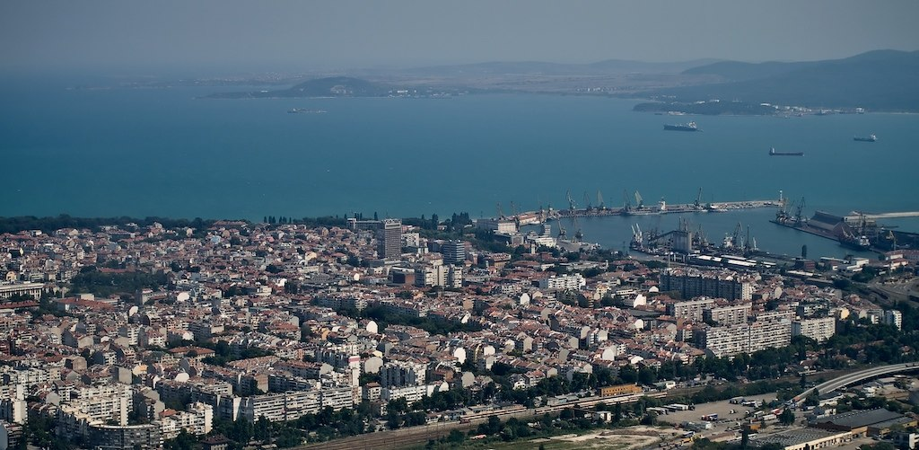 View of Burgas11