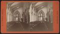 View of a garland-draped church interior, by Ritton, E. D. (Edward D.) 2.png