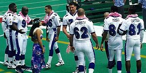 1998 Minnesota Vikings season - Ten Vikings (not all pictured) were named to the 1999 Pro Bowl.