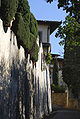Villa Capponi - House and West Garden Wall - close view.jpg