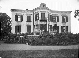 Embassy of the United Kingdom, Oslo - Image: Villa Frognæs OB.Y5741