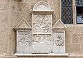 Villach Innenstadt Pfarrkirche hl. Jakob S-Außenwand Epitaph 08052019 6708.jpg