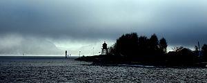 Svelvik - Image: Vilt og vakkert ved fjorden
