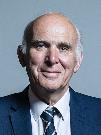 Liberal Democrats (UK) - Sir Vince Cable, leader of the Liberal Democrats since 2017