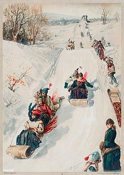 Vintage Christmas illustration digitally enhanced by rawpixel-com-17