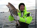 Vinterfiske på Tregde i februar 2010.jpg