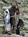 Visitor with Guides - Sonmarg Glacier - Jammu & Kashmir - India (26237720014).jpg