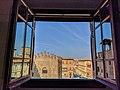 Vista dall'interno del Palazzo Ronzani.jpg