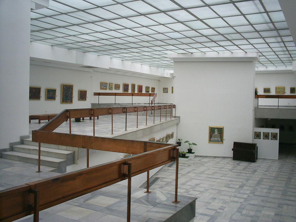 Vladimir Dimitrov Gallery in Kyustendil