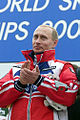 Vladimir Putin in Austria 8-11 February 2001-23.jpg
