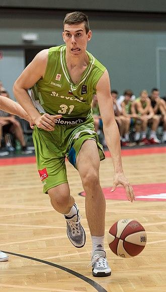 Vlatko Čančar - Čančar with Slovenia in 2016