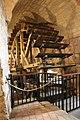 Vodní kolo v Plzeňském historickém podzemí.jpg