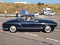 Volkswagen KARMANN GHIA dutch licence registration AH-61-36 pic2.JPG