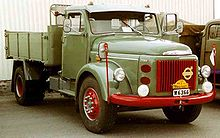 volvo trucks. volvo l495 titan truck 1965 trucks