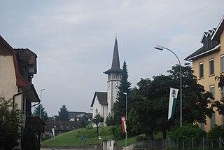 Vordemwald Municipality in Switzerland in Aargau