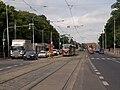 Vozovna Vokovice, zastávka, Tatra T3R.PLF.jpg