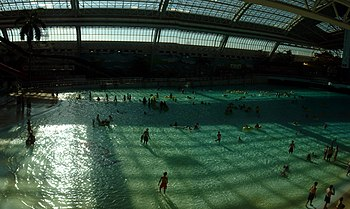 World Waterpark, West Edmonton Mall, Edmonton,...