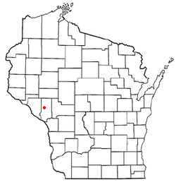 Location of Independence, Wisconsin