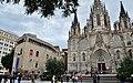 WLM14ES - Catedral de la Santa Creu, Barri Gòtic Barcelona - MARIA ROSA FERRE.jpg