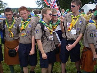 Explorer Scouts (The Scout Association)