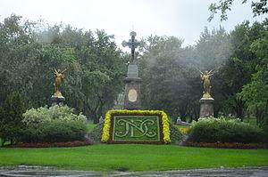 Notre Dame des Neiges Cemetery - Image: WTMTL T09 ZAC7606