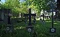WW I, Military cemetery No. 259 Biskupice Radłowskie, Municipality Radłów, Tarnów County, Lesser Poland Voivodeship, Poland.jpg