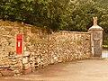 Waddeton, postbox No. TQ5 66 - geograph.org.uk - 1467400.jpg
