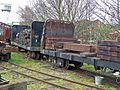 Wagons at Sittingbourne Viaduct station - geograph.org.uk - 735873.jpg