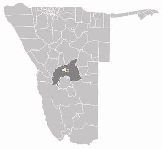 Windhoek West Constituency