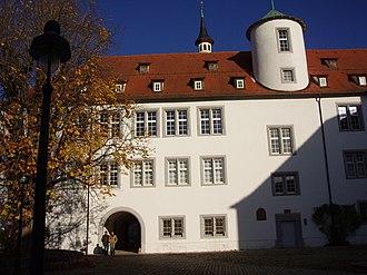 Waldenbuch - Waldenbuch Schloss