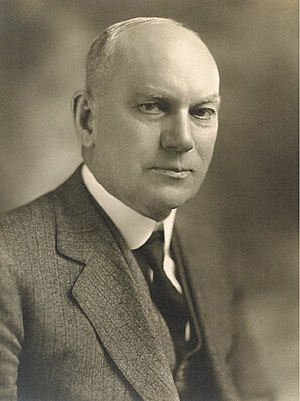 Dwight B. Waldo - Waldo as president of WMU.