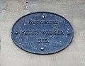 Walker plaque, The Coffee House, Wavertree.jpg