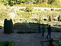 Walled garden, Haddon Hall - geograph.org.uk - 599689.jpg