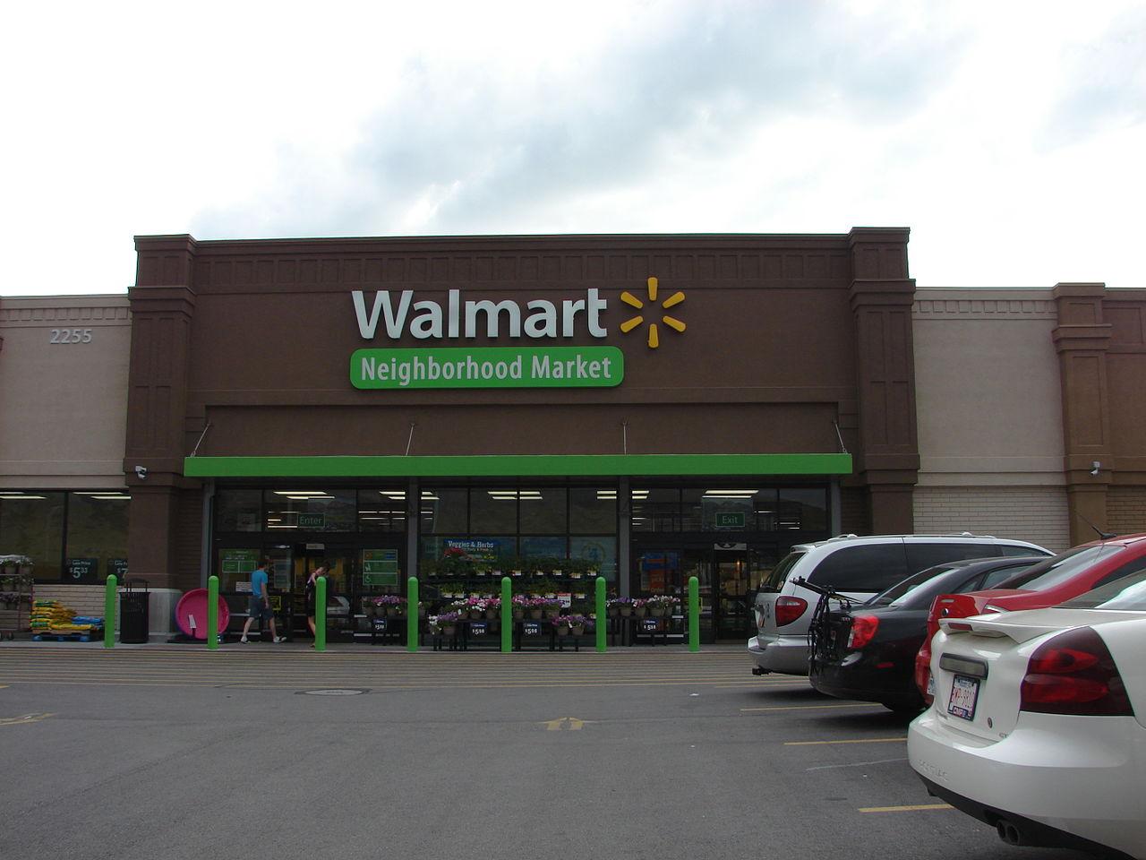 Walmart Neighborhood Market On Pine Island Rd Cape Coral Fl