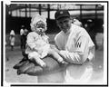 Walter Johnson, holding little girl2.tif