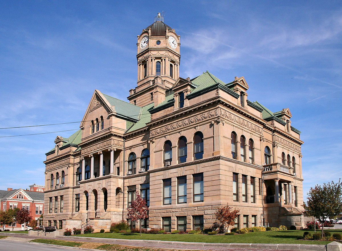 Auglaize County, Ohio - Wikipedia