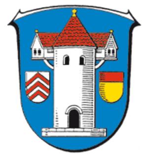 Butzbach - Image: Wappen Butzbach