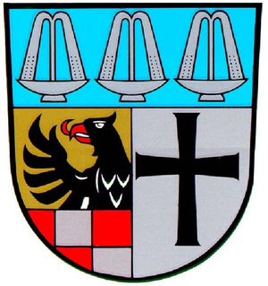 Bad Kissingen (district) - Coat of arms