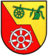 Coat of arms of Liesenich