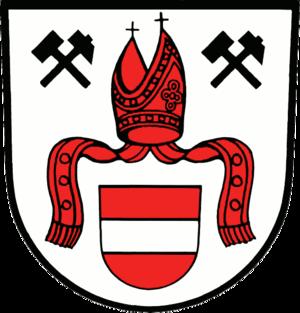 Münstertal, Black Forest - Image: Wappen Muenstertal Schwarzwald